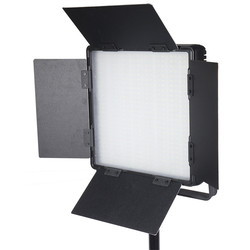 LEDGO 600 Bi Colour Dimmable LED Location / Studio Light