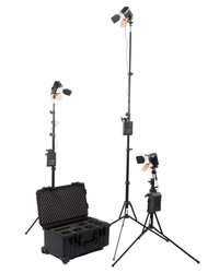 JVC S-2060X3 Scene Lighting Kit