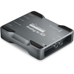 BLACKMAGIC Heavy Duty Mini Converter Analog to SDI