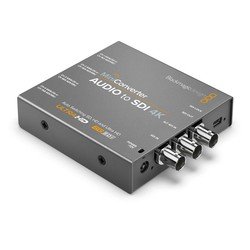 BLACKMAGIC Mini Converter Audio to SDI 4K