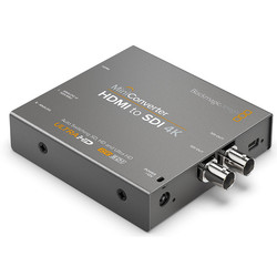 Blackmagic Mini & Battery converters