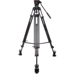 Viltrox VX-18M Video Tripod with VT-01 Fluid Head