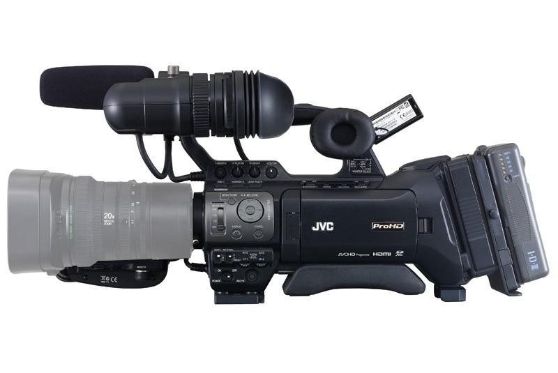 jvc gy hm850r xt20 prohd eng shoulder camcorder fujinon xt20 lens rh videoexpert eu Camera JVC Gr-Sv1u HD JVC Camera Gy