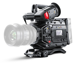 Blackmagic URSA Mini Pro 4.6K G2 - VIEWFINDER Bundle