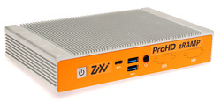 JVC Zixi zRAMP-4 Streaming Management Server (4 in/out channel version)