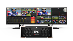 Streamstar IPX 3G - Live production and streaming studio