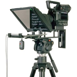 DATAVIDEO TP-300B Tablet Teleprompter with remote control